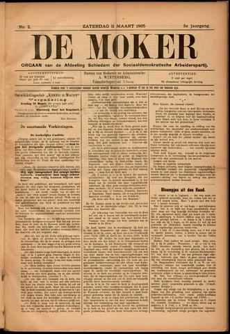 De Moker 1905-03-11