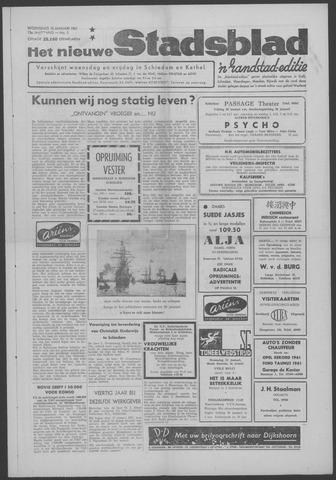 Het Nieuwe Stadsblad 1961
