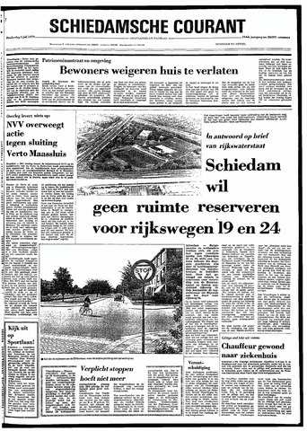 Rotterdamsch Nieuwsblad / Schiedamsche Courant / Rotterdams Dagblad / Waterweg / Algemeen Dagblad 1979-07-05