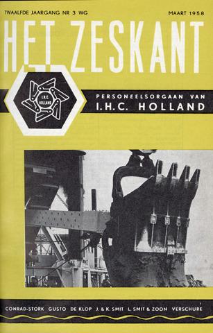 Het Zeskant 1958-03-01