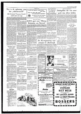 Rotterdamsch Parool / De Schiedammer 1955-01-29
