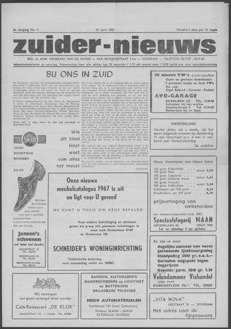 Zuider Nieuws 1967-04-20