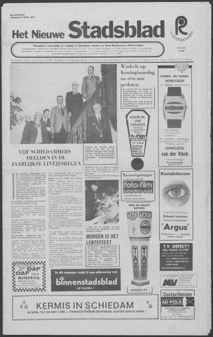 Het Nieuwe Stadsblad 1973-04-27