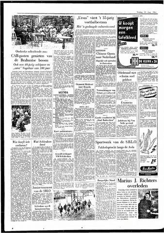 Rotterdamsch Parool / De Schiedammer 1955-06-10