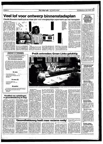 Het Vrije volk 1990-10-31