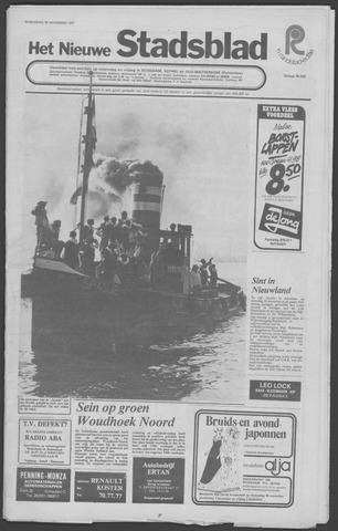 Het Nieuwe Stadsblad 1977-11-30