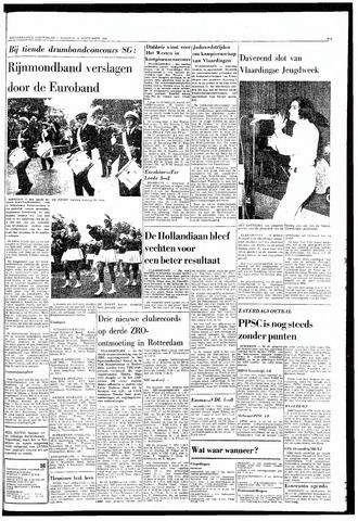Rotterdamsch Nieuwsblad / Schiedamsche Courant / Rotterdams Dagblad / Waterweg / Algemeen Dagblad 1968-09-16