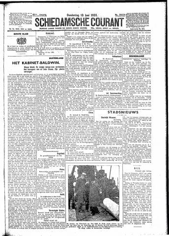 Schiedamsche Courant 1935-06-13