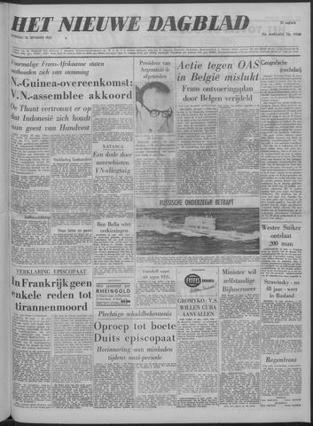 Nieuwe Schiedamsche Courant 1962-09-22