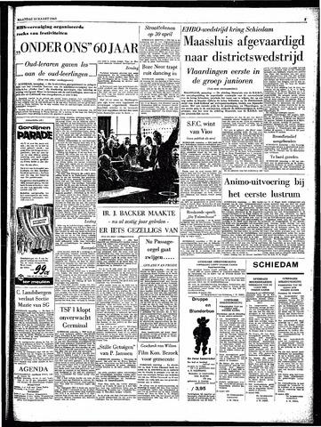 Rotterdamsch Parool / De Schiedammer 1963-03-18