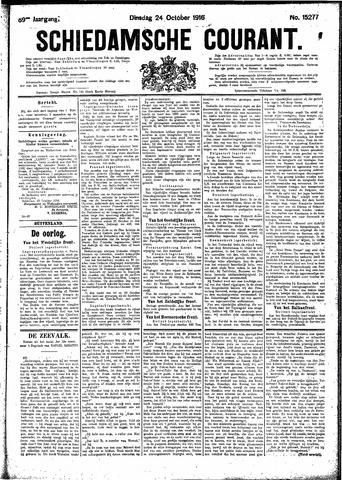 Schiedamsche Courant 1916-10-24
