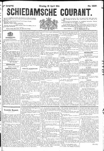 Schiedamsche Courant 1910-04-19