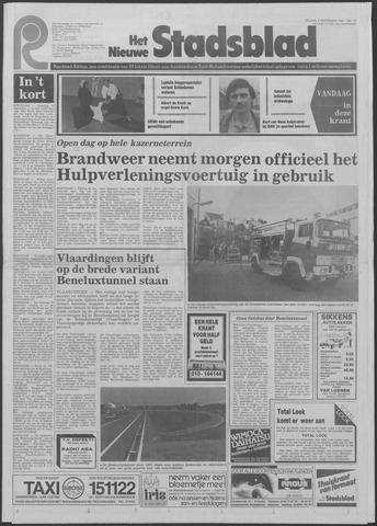 Het Nieuwe Stadsblad 1983-09-09