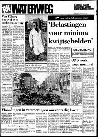 Rotterdamsch Nieuwsblad / Schiedamsche Courant / Rotterdams Dagblad / Waterweg / Algemeen Dagblad 1983-11-17