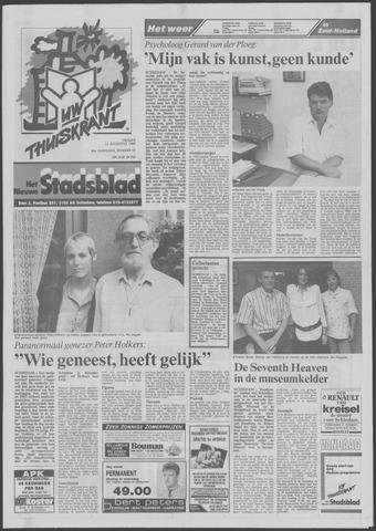 Het Nieuwe Stadsblad 1988-08-12