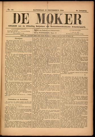 De Moker 1904-12-31