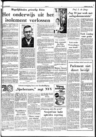 Trouw / De Rotterdammer 1970-05-09