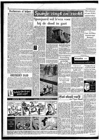 Rotterdamsch Parool / De Schiedammer 1957-06-12