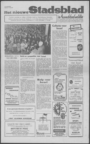 Het Nieuwe Stadsblad 1967-06-09