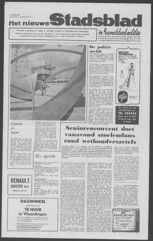 Het Nieuwe Stadsblad 1970-08-05