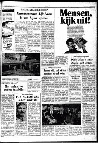 Trouw / De Rotterdammer 1970-11-09