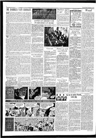 Rotterdamsch Parool / De Schiedammer 1959-08-06