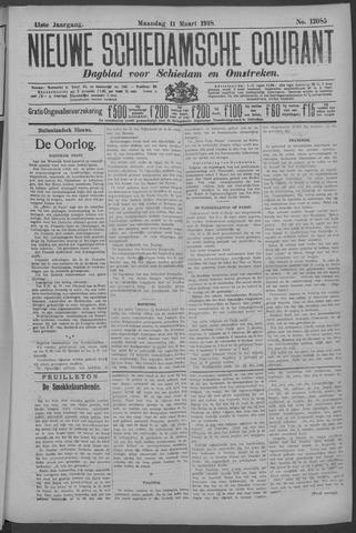 Nieuwe Schiedamsche Courant 1918-03-11