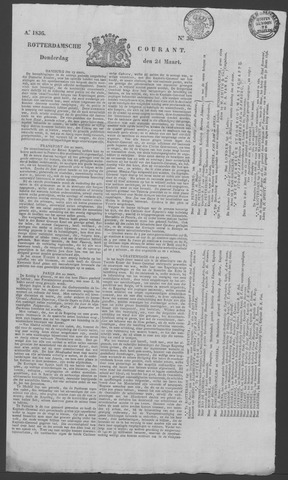 Rotterdamse Courant 1836-03-24