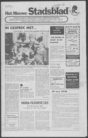 Het Nieuwe Stadsblad 1972-05-09