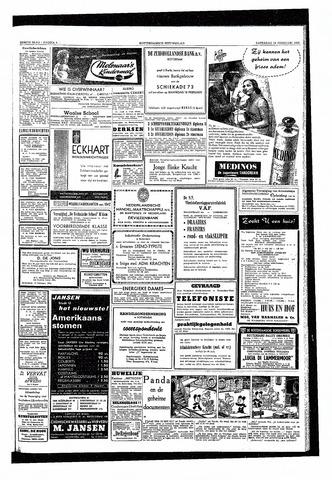 Rotterdamsch Nieuwsblad / Schiedamsche Courant / Rotterdams Dagblad / Waterweg / Algemeen Dagblad 1953-02-14