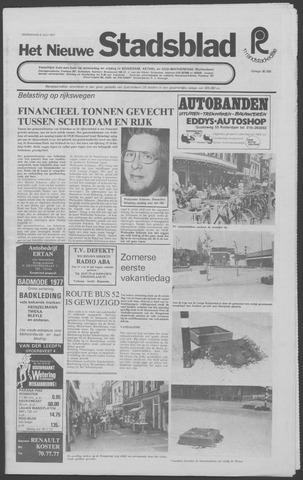 Het Nieuwe Stadsblad 1977-07-06