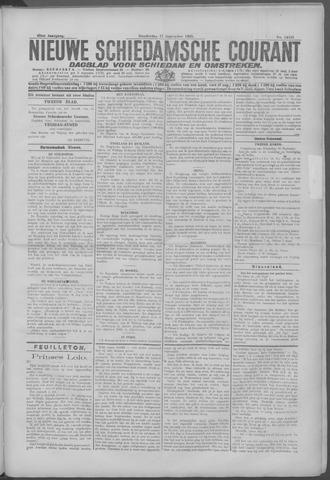 Nieuwe Schiedamsche Courant 1925-09-17