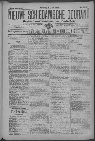 Nieuwe Schiedamsche Courant 1918-04-06