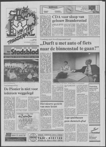 Het Nieuwe Stadsblad 1992-03-27
