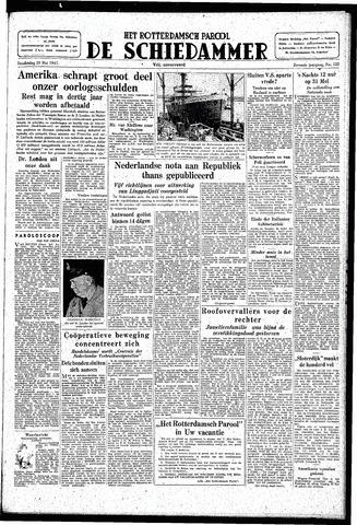 Rotterdamsch Parool / De Schiedammer 1947-05-29