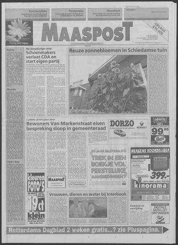 Maaspost / Maasstad / Maasstad Pers 1996-09-04