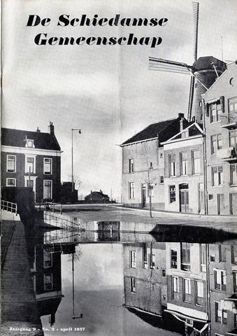 Schiedamse Gemeenschap (tijdschrift) 1957-04-01
