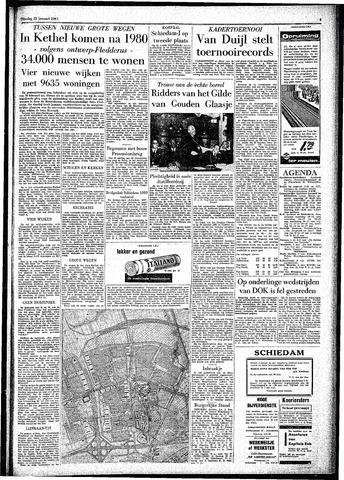 Rotterdamsch Parool / De Schiedammer 1961-01-31
