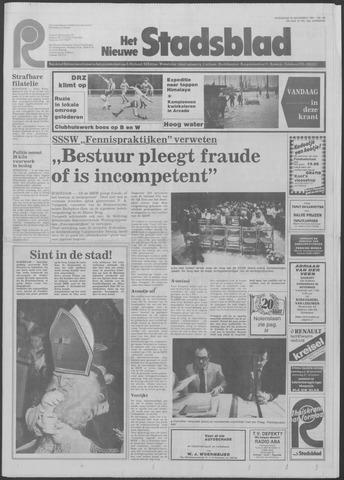 Het Nieuwe Stadsblad 1981-11-25