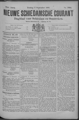 Nieuwe Schiedamsche Courant 1901-09-08