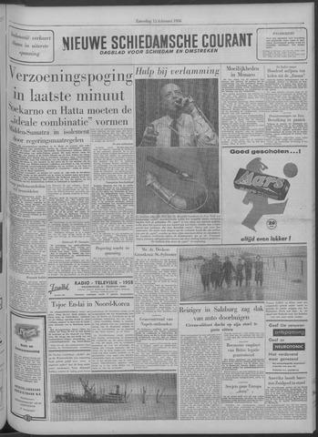 Nieuwe Schiedamsche Courant 1958-02-15
