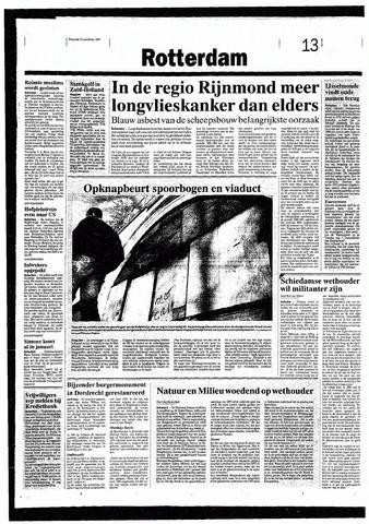 Rotterdamsch Nieuwsblad / Schiedamsche Courant / Rotterdams Dagblad / Waterweg / Algemeen Dagblad 1993-11-13
