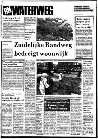 Rotterdamsch Nieuwsblad / Schiedamsche Courant / Rotterdams Dagblad / Waterweg / Algemeen Dagblad 1983-03-08