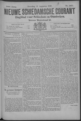 Nieuwe Schiedamsche Courant 1897-08-21