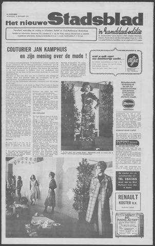 Het Nieuwe Stadsblad 1970-09-16