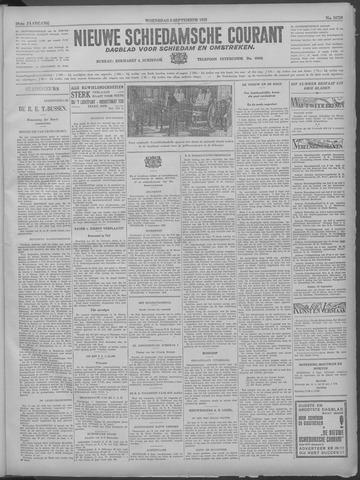 Nieuwe Schiedamsche Courant 1933-09-06