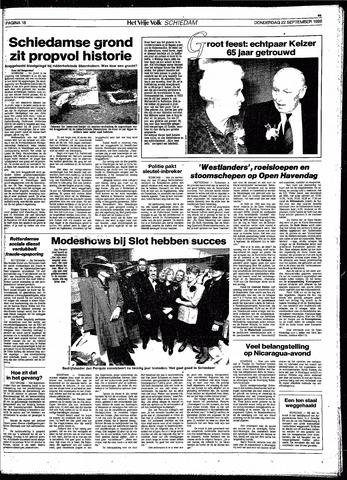 Het Vrije volk 1988-09-22