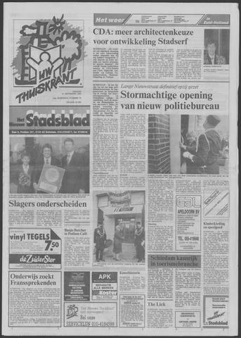 Het Nieuwe Stadsblad 1990-09-21