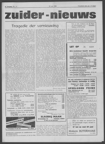 Zuider Nieuws 1963-06-20