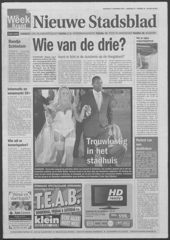 Het Nieuwe Stadsblad 2007-09-05